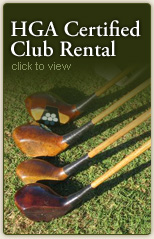 HGA Certified Club Rental